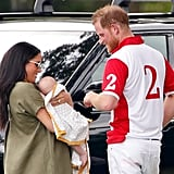 Meghan Markle and Prince Harry's Cutest Family Pictures