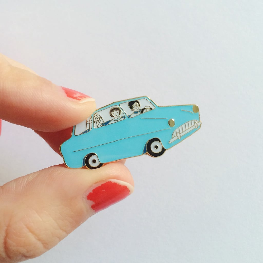Harry Potter Ford Anglia Pin ($16)