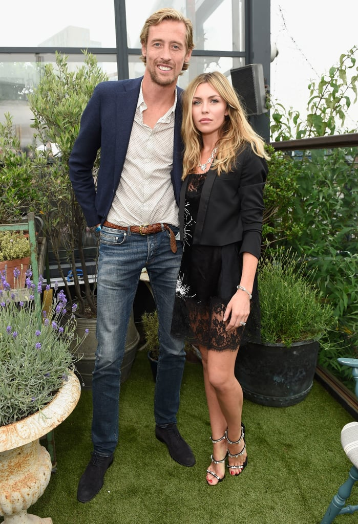 Abbey Clancy and Peter Crouch Pictures Together | POPSUGAR ...
