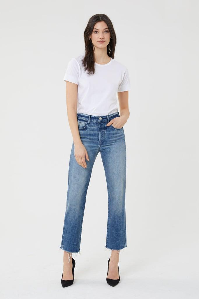 3x1 Austin Crop High-Rise Jean