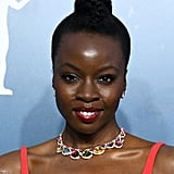 Danai Gurira at the 2020 SAG Awards