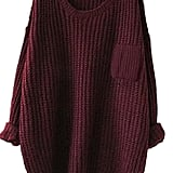 Alinfu Knit Sweater