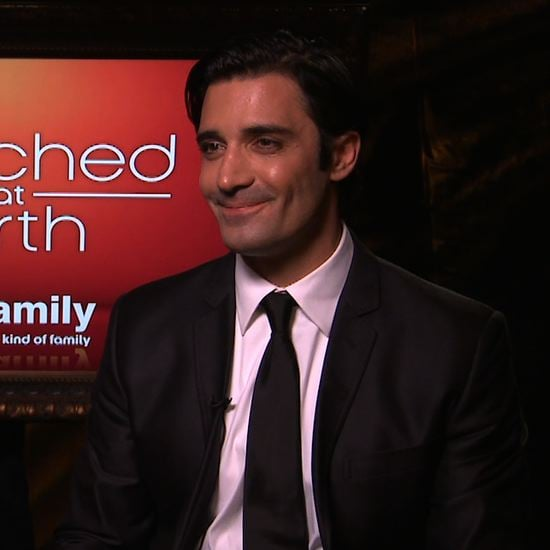 Katie Leclerc and Gilles Marini on Switched at Birth (Video)