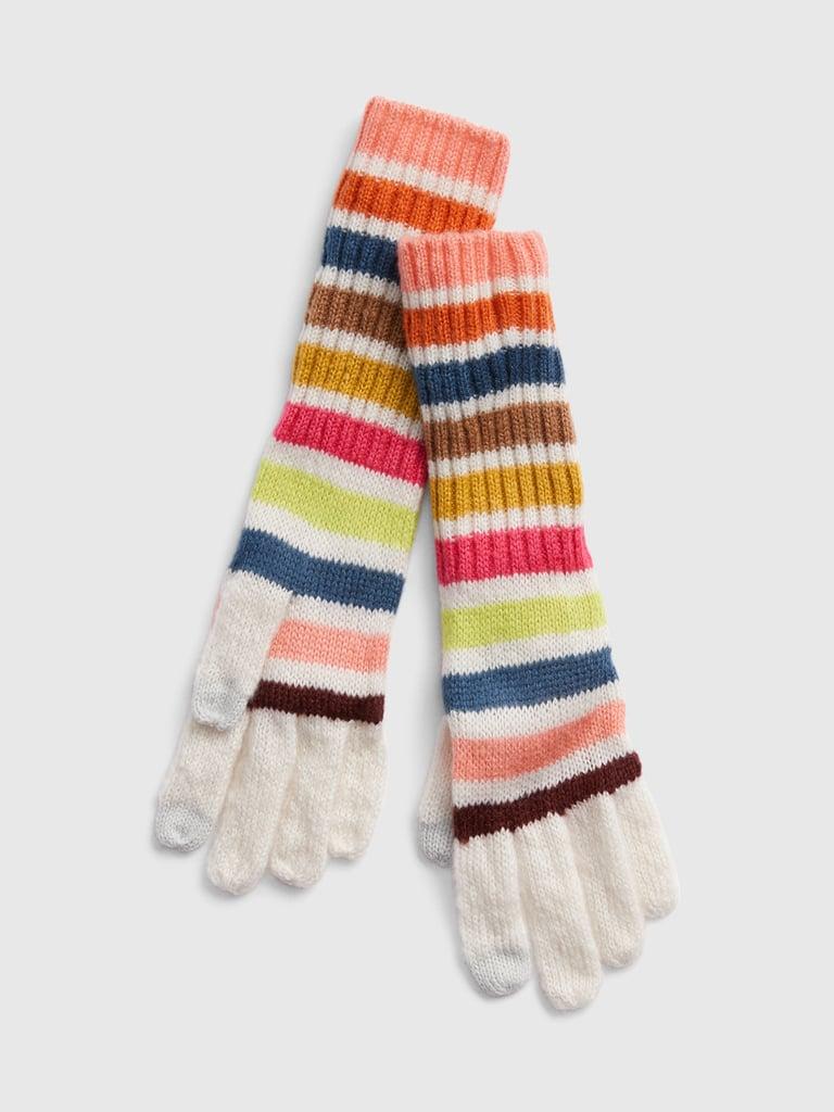 Women's CrazyStripe Gloves