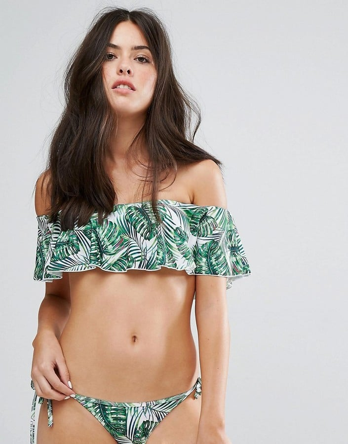 Playful Promises Bardot Off-Shoulder Bikini