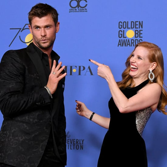 The Best Tweets About the 2018 Golden Globes