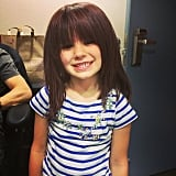 "Britney's niece Maddie played dress up with her backstage at the star's Piece of Me concert in Las Vegas in May 2014. ""Miss Maddie helping me get ready for the show tonight!! She looks so adorable in this wig,"" she wrote."