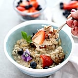 Chia and Hemp Seed Superfood Oatmeal
