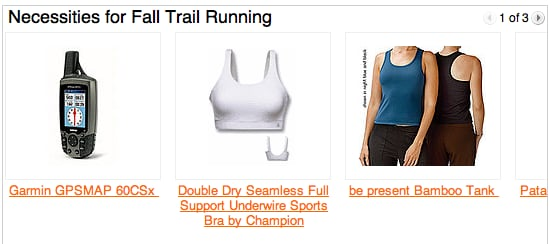What You Need for Fall Trail Running