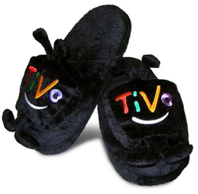 TiVo Slippers