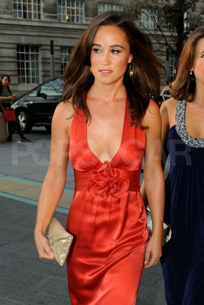 Pippa Middleton heads to the Boodles Boxing Ball.