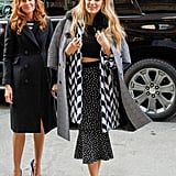 Blake Lively Proudly Channeled a Disney Villain in This Outfit