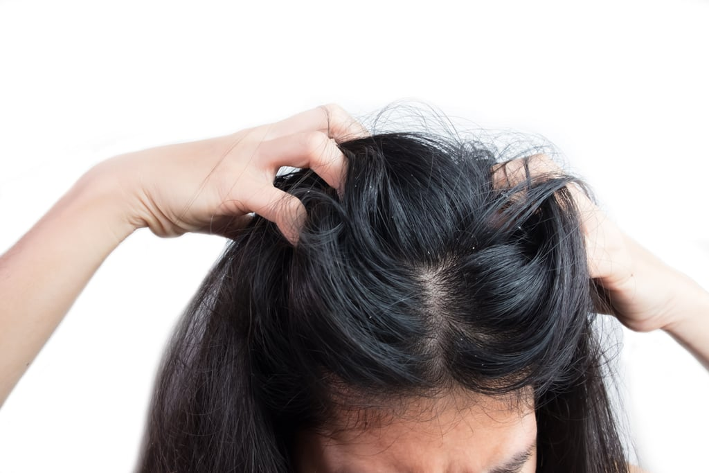 """What Causes Scalp Acne? Scalp acne is much like acne you might get on the face or elsewhere. """"Just like acne on other parts of the body, scalp acne can occur when the pores get clogged by sebum (the skin's natural oil) and dead skin cells,"""" dermatologist and SEEN Hair Care founder, Iris Rubin, MD, told POPSUGAR. """"Residue from your hair care products can also clog pores."""" This type of acne can also be the product of stress, as stress can increase cortisol levels which can in turn cause more sebum to be produced from the scalp or face. As Dr. Rubin notes, bumps on the scalp can also be caused by folliculitis, which is when the hair follicles become inflamed because of potential infection — which is why, if your acne persists, you should probably see a dermatologist to rule it out. """"This may look like scalp acne, though is important to treat, as there can be associated infection,"""" she said. What's the Best Way to Treat Scalp Acne? You can treat scalp acne with products containing similar ingredients to traditional acne products. Dr. Rubin recommends using medicated shampoo with salicylic acid if possible, though you can also treat it with dandruff or skin-friendly shampoos like the SEEN Fragrance Free Shampoo ($29) and the Neutrogena T/Gel Extra Strength Therapeutic Shampoo ($8). """"Avoid applying products with excess oil, and make sure to wash your scalp regularly,"""" she said. """"Also make sure your hair products are non-comedogenic (won't clog pores). It turns out, hair-care products can leave a residue or an invisible film on your scalp which has the potential to clog pores and cause acne or breakouts."""" How Can I Prevent Scalp Acne? If you have breakout-prone skin, you can get ahead of scalp acne by washing your hair regularly and ensuring that you're keeping your hair and scalp free of any buildup of excess product and oil. """"Consider using a salicylic acid shampoo periodically for prevention if you are prone to scalp acne,"""" Dr. Rubin said. """"Use non-comedogenic hair prod"""
