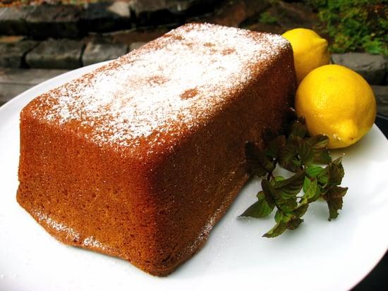 52 Weeks of Baking: Orange Blossom Pound Cake