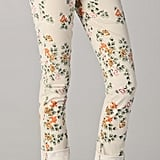 """""""I'm jumping on the floral-print jeans wagon for Spring! These iterations feel like the more grown-up versions of the ones I rocked in middle school, and will feel infinitely cooler with a pair of pointy-toe pumps."""" — Hannah Weil, assistant editor  """"My obsession with floral-print jeans has gotten to a point of no return. Colorful, Spring-perfect, and eye-catching — all the things I want in a pair of denim right now."""" — Marisa Tom, associate editor Citizens of Humanity Mandy jean ($189)"""