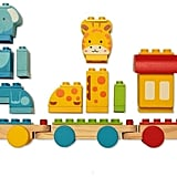 Dream Blocks Animal Train