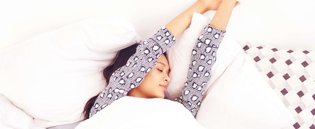 how to train myself to sleep on my back