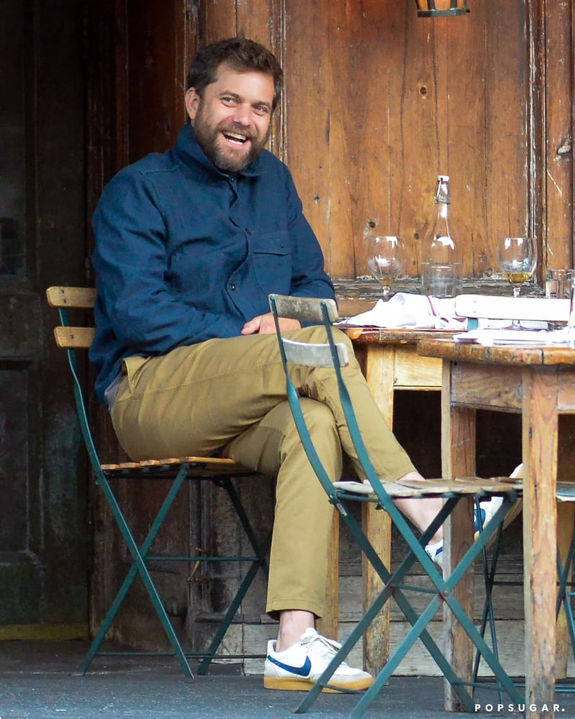 Joshua Jackson and Maura Tierney Unwind From Filming The Affair With a Lot of White Wine