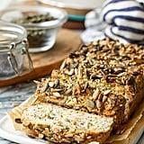 Everything Bagel Almond Flour Bread