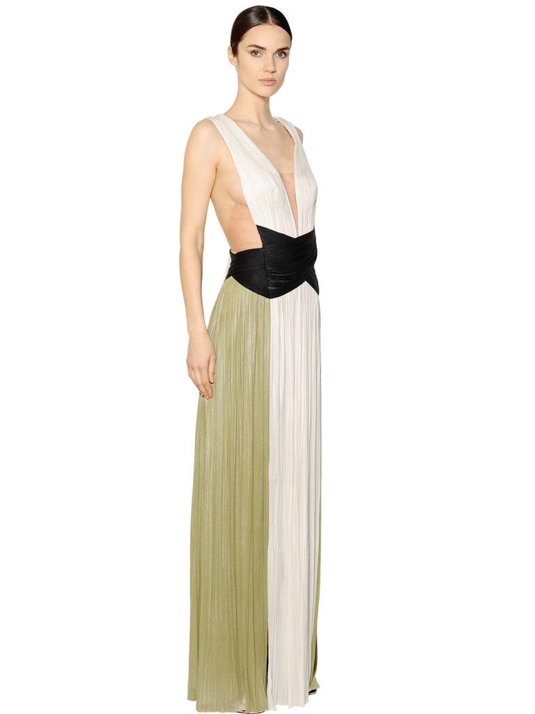 Maria Lucia Hohan Pleated Silk Tulle Dress ($1,920)