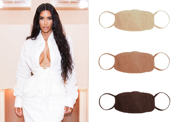 Kim Kardashian S Skims Brand Released A Face Mask Collection