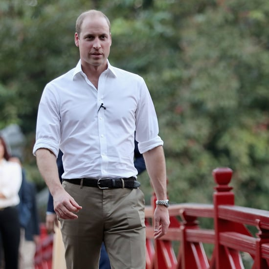 How Tall Is Prince William?