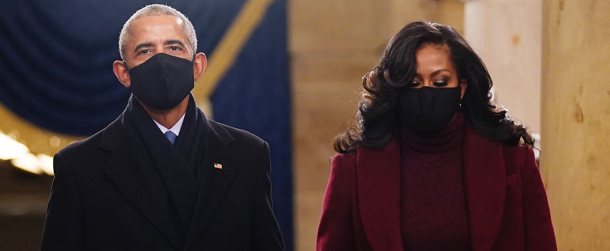 Yene Damtew Talks Michelle Obama's Inauguration Hairstyle