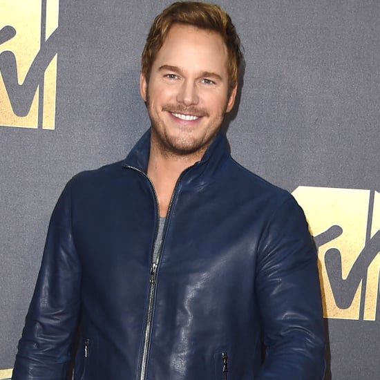 Chris Pratt Makes His Son a Donald Duck Pancake | Video