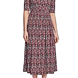 Chaus Sahara Sunrise Faux Wrap Dress