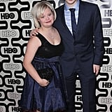 Lauren Potter and Josh Sussman