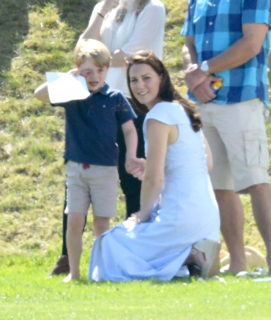 Kate Middleton Found the Perfect On-the-Go Summer Dress — She Can Even Jog in It!