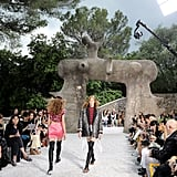 The Show Was Held at the Fondation Maeght, in the South of France