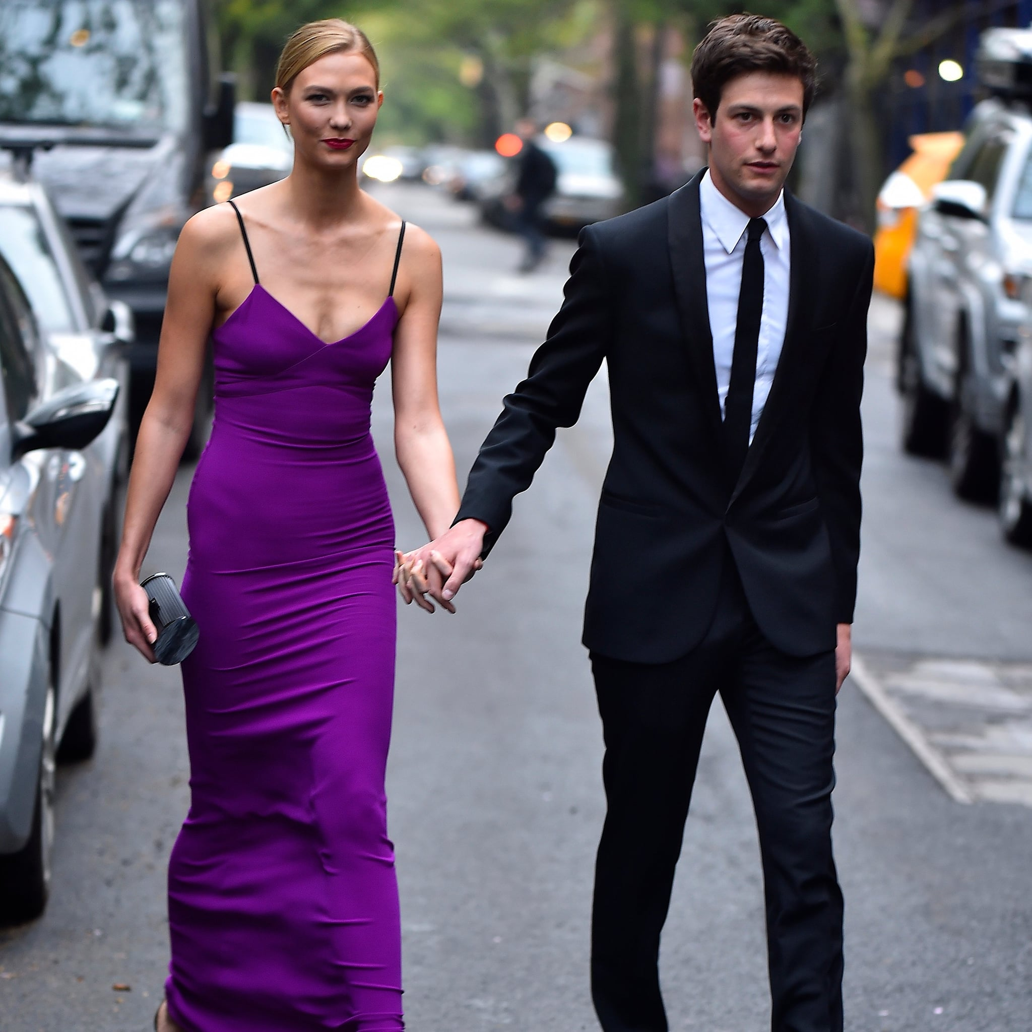 Is karlie kloss dating joshua kushner