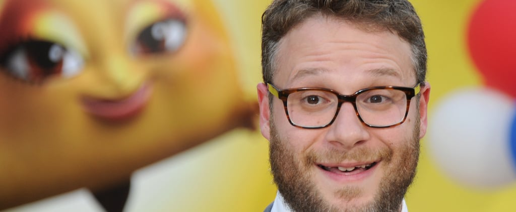 National Hero Seth Rogen Is Trolling the Trumps by Sending Private Twitter Messages