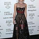 Emma Watson Wearing Dior Spring '17