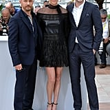 Tom Hardy, Charlize Theron, and Nicholas Hoult