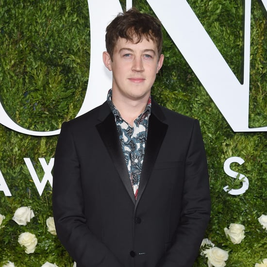 Who Is Alex Sharp?