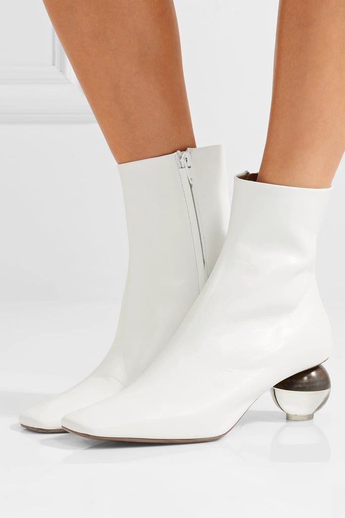 Our Pick: Neous Encyclia Leather Ankle Boots