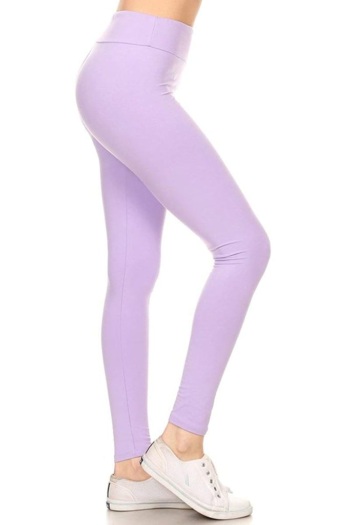 95895ce5b913c8 Leggings Depot Yoga Waist Women's Buttery Soft Leggings | Top-Rated ...