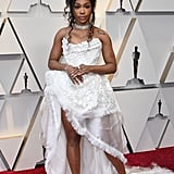 SZA at the 2019 Oscars