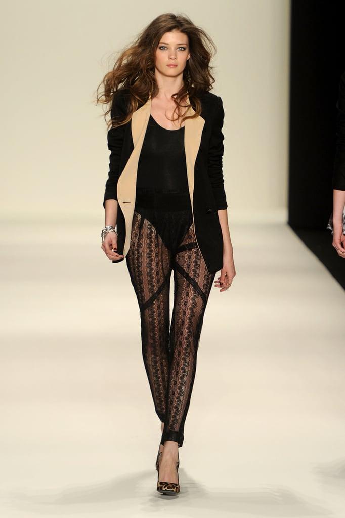 Fall 2011 New York Fashion Week: Rebecca Minkoff