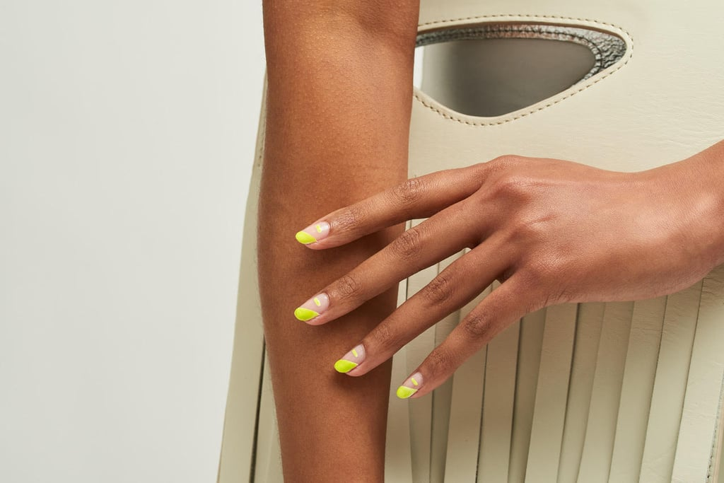 Neon Nails With Negative Space | Summer Nail Art Trends | POPSUGAR ...