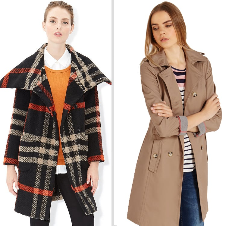 Best Winter Coats in the Sales 2014 | POPSUGAR Fashion UK