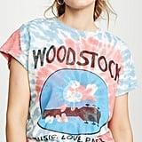 Madeworn Rock Woodstock Tie-Dye Tee