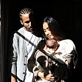 Pictures of Shay Mitchell's Baby Daughter, Atlas