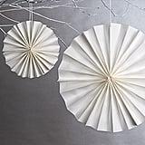 Make Paper Rosettes