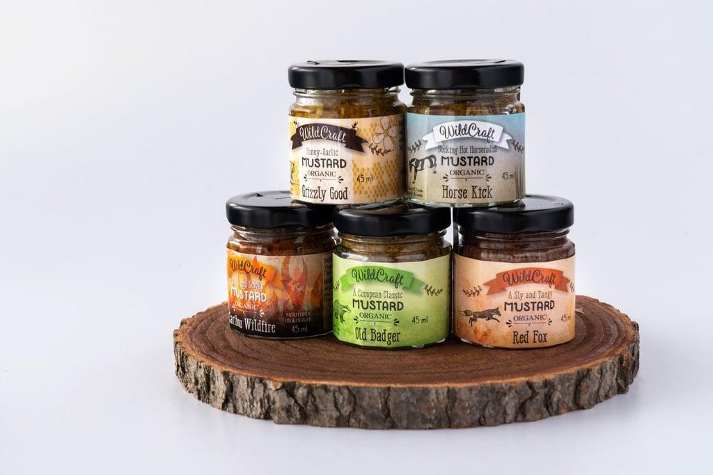 Organic Mustard Gift Pack