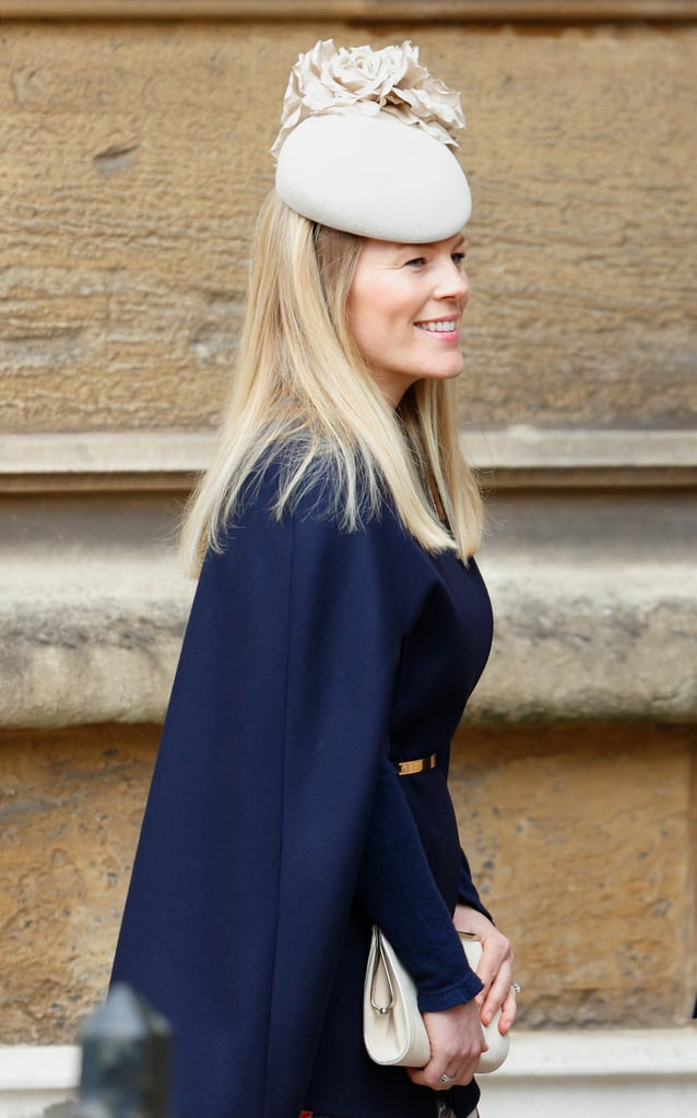 Autumn Phillips, Easter Church Service 2015