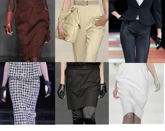Fall 2009 Trend Report: Half And Fingerless Gloves