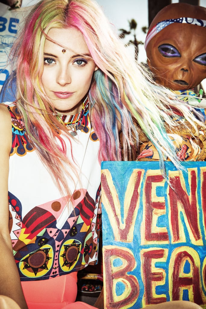 1st Look: MINKPINK's Global Hypercolour Campaign